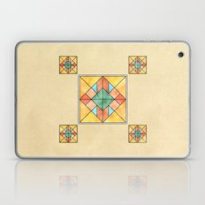 Watercolored Tiles Laptop & iPad Skin