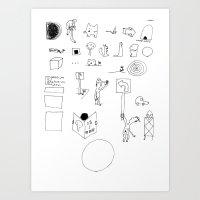 Paradigm Process Art Print