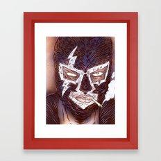 Tuerto Framed Art Print