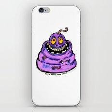 Wormy iPhone & iPod Skin