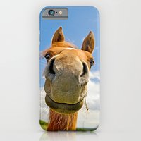 iPhone & iPod Case featuring Keep smiling by Pirmin Nohr