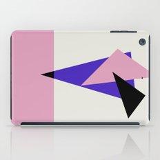 Misplaced Triangles Pastel // www.pencilmeinstationery.com iPad Case