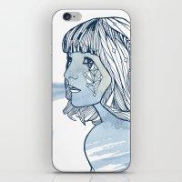 Lavender Diamond iPhone & iPod Skin