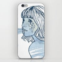 Lavender Diamond iPhone & iPod Skin