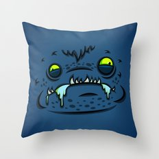 NIGHTY Throw Pillow