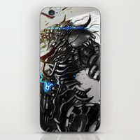 Zodiac  Taurus iPhone & iPod Skin