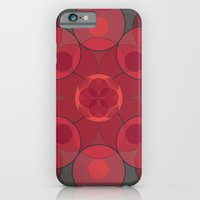 Circle Star 4x8 iPhone 6 Slim Case