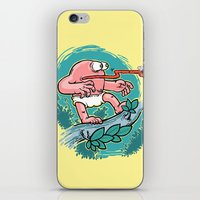 Curious Case of Indestructible Fly  iPhone & iPod Skin