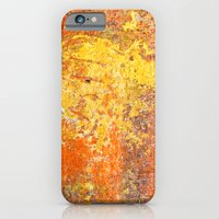 Decayed wall iPhone 6 Slim Case