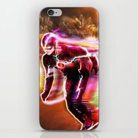 Freeze Frame iPhone & iPod Skin