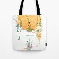 Beach House - Norway Tote Bag