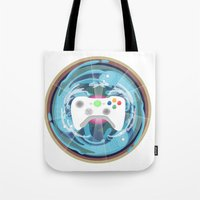 Heaven Mandala - God Ble… Tote Bag
