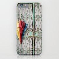 iPhone & iPod Case featuring UMBRELLA by Eliesa Johnson