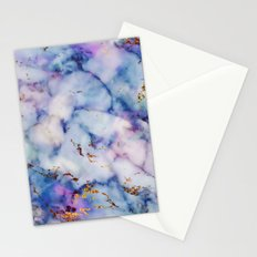 Marble Effect #6 Stationery Cards