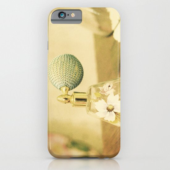 Woman scent iPhone & iPod Case