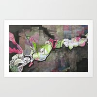 Mind Warp  Art Print