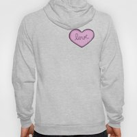 Love in your heart. Hoody