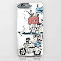iPhone & iPod Case featuring Move On by Mike Oncley