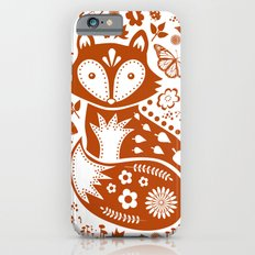 Copper Fox iPhone 6s Slim Case
