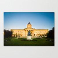 Winnipeg, MB, Canada Canvas Print