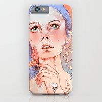 iPhone Cases featuring Take Me Somewhere Before It All Ends by Norman Duenas