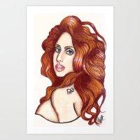 Artpop Art Print
