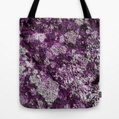 Purple Moss Tote Bag
