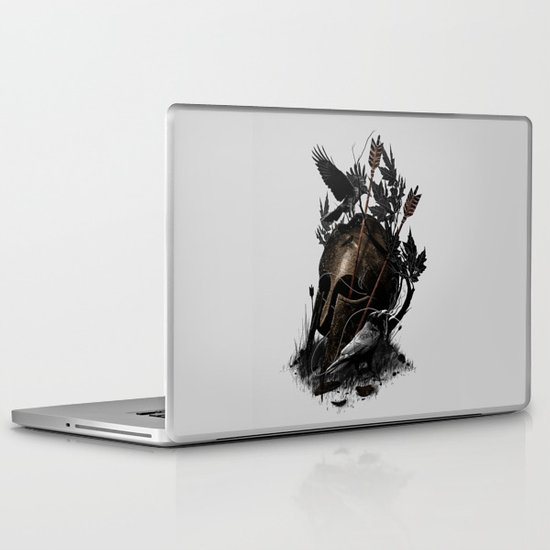 Legends Fall Laptop & iPad Skin