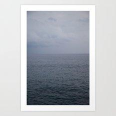 Maui Ocean Art Print