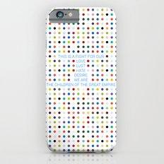 Thirty Seconds To Mars ; Conquistador iPhone 6 Slim Case
