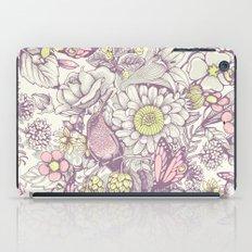 Beauty (eye of the beholder) - pale version iPad Case
