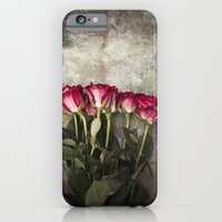 roses iPhone & iPod Cases featuring Roses by Maria Heyens