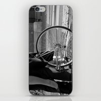 Biker Love iPhone & iPod Skin
