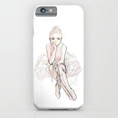 dream chaser iPhone 6 Slim Case