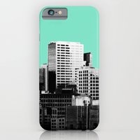 City Skyline iPhone 6 Slim Case