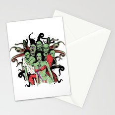 Horror Nation Stationery Cards