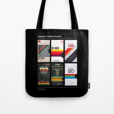 Random Memories Tote Bag
