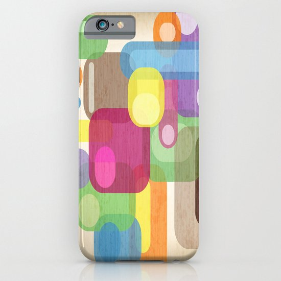 Retro Make'a Me Smile.  iPhone & iPod Case