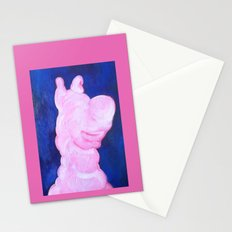 Ruh Uh  Stationery Cards