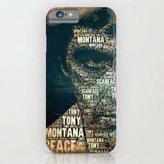 Scarface iPhone 6 Slim Case