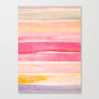 Colour Play III Canvas Print