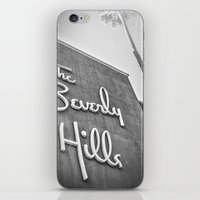 The Beverly Hills Hotel iPhone & iPod Skin