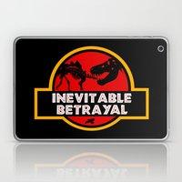 Jurassic Betrayal Laptop & iPad Skin