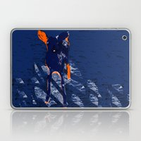 Blue deer Laptop & iPad Skin