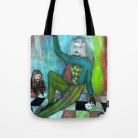 Mail Consequencies Tote Bag