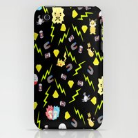 iPhone 3Gs & iPhone 3G Cases featuring Power Plant Pocket Monsters by Dreams4Lyfe