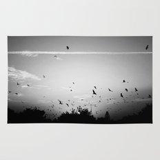 Migrating birds #02 Rug