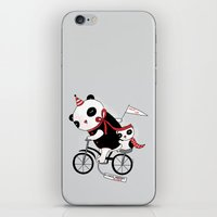 Sad Circus iPhone & iPod Skin