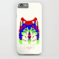 iPhone & iPod Case featuring WOLF RGB by CranioDsgn