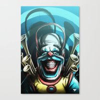 Fool: The Original Canvas Print